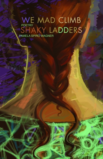 WE MAD CLIMB SHAKY LADDERS by PAMELA SPIRO WAGNER