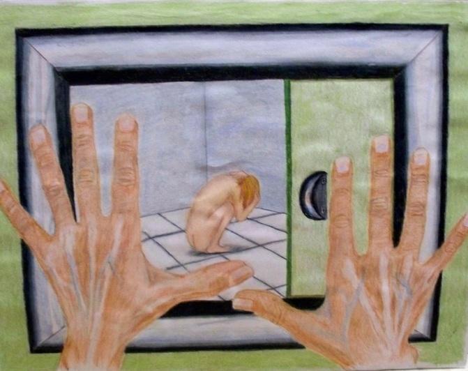 Natchaug Hospital and Trauma-related artwork (plus…)