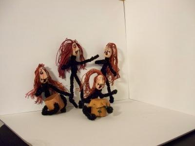 A Band of Beatniks