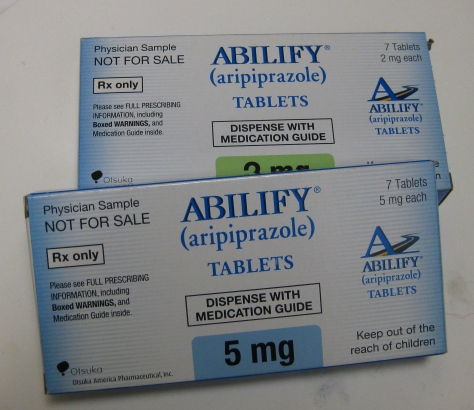 PHYSICIAN ABILIFY SAMPLES
