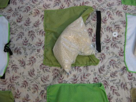 Rice Bag for weighted blanket