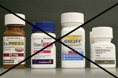 Antipsychotics - NOT