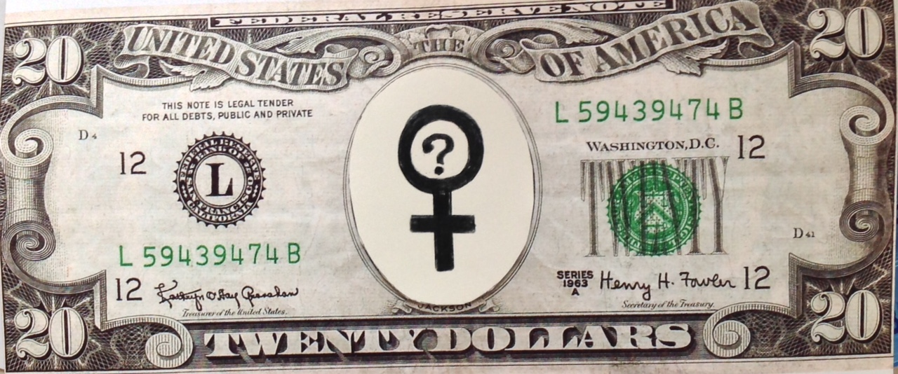 A woman for the 20 dollar bill?