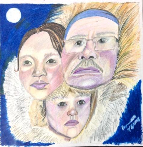 Three Greenlanders:A Portrait