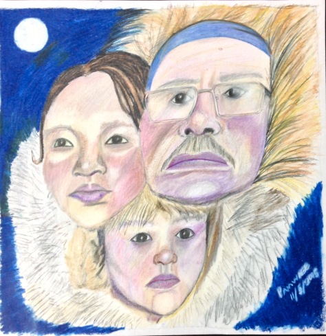 Three Greenlanders:A Portrait