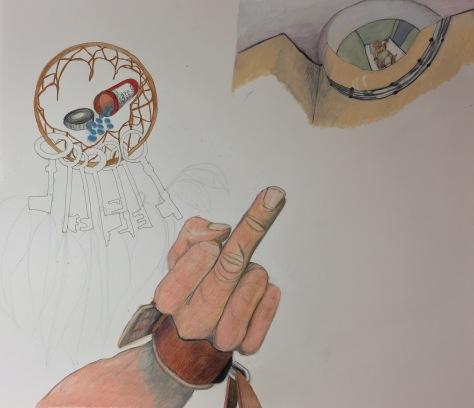 In progress #2