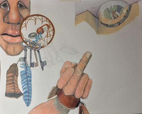 Drawing in Progress#3