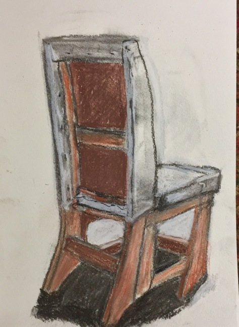 Stage Prop Chair