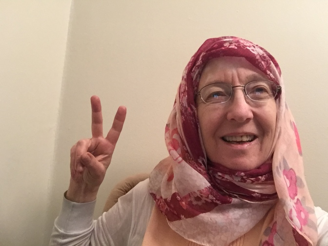 Injustice, and how to fight bigotry, one headscarf at a time