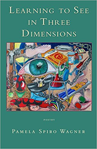 LEARNING TO SEE IN THREE DIMENSIONS: three poems from book